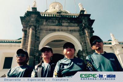 Descubra el Centro Histórico de Quito activando sus sentidos